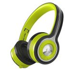 Image of Monster iSport Freedom Wireless Bluetooth On-Ear Headphones - Green