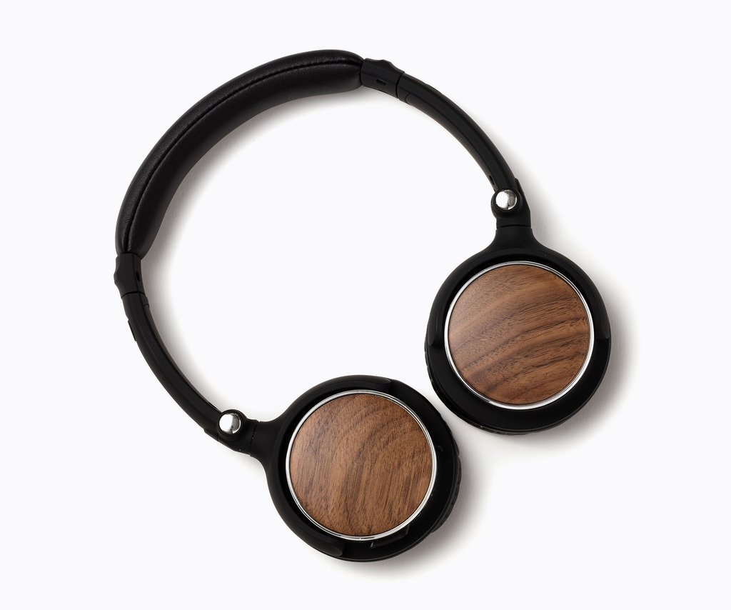 image Sensation Wireless Wood Headphone