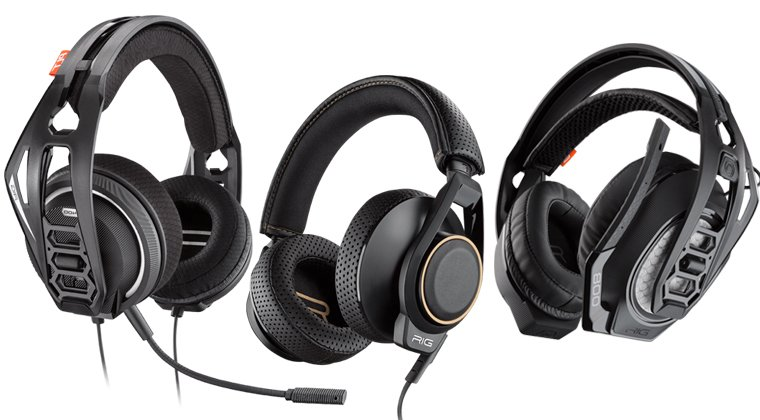 image of Plantronics RIG 800HS