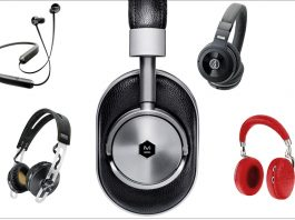 images of different wireless headphones