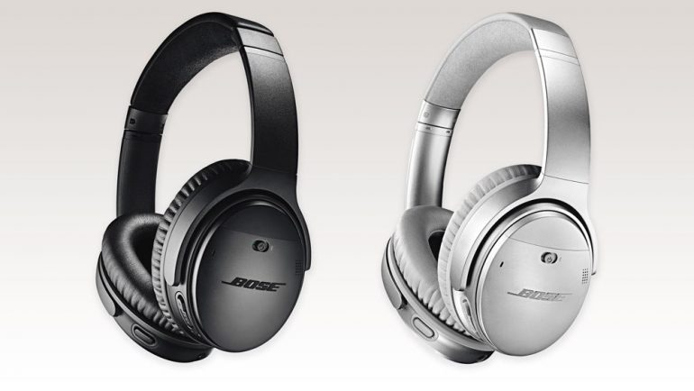 Image of Bose Quite Comfort 35 II