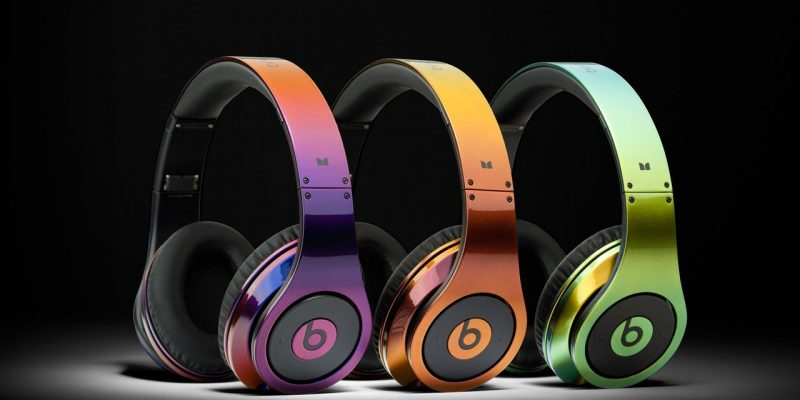 Image of ColorWare Collection Illusion Beats by Dr.Dre