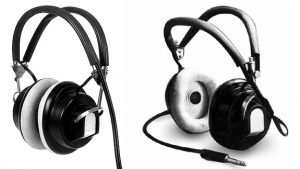 image of Stereophones by John C. Koss