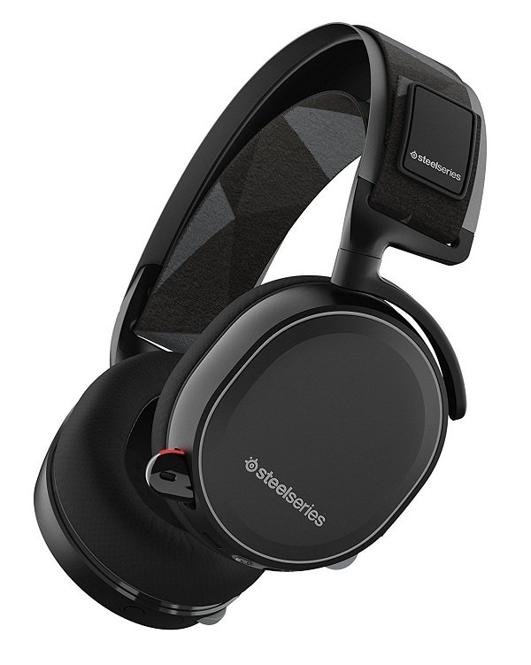 Image of SteelSeries Arctis 7 Lag Free Wireless Gaming Headset with DTS HeadphoneX 7.1 Surround