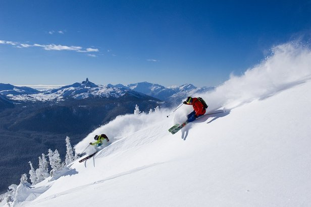 image of Whistler/Blackcomb, Canada