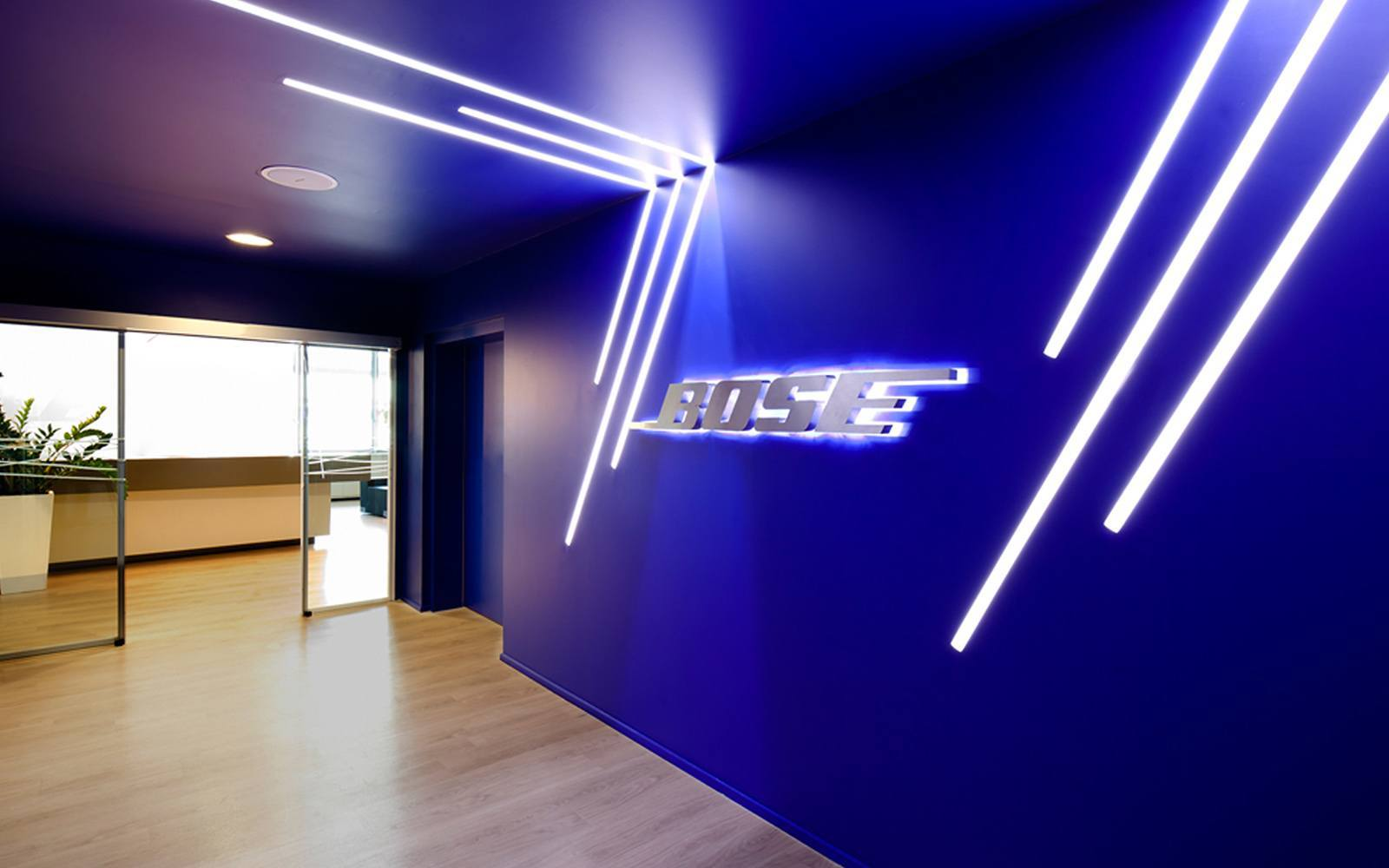 image of Bose's Elegant Office