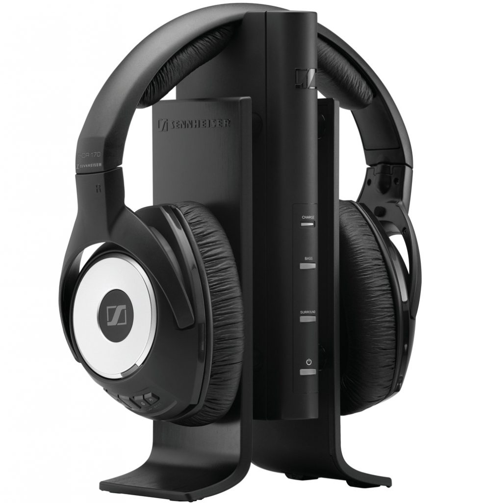Image of Sennheiser RS 170 Wireless Headphone