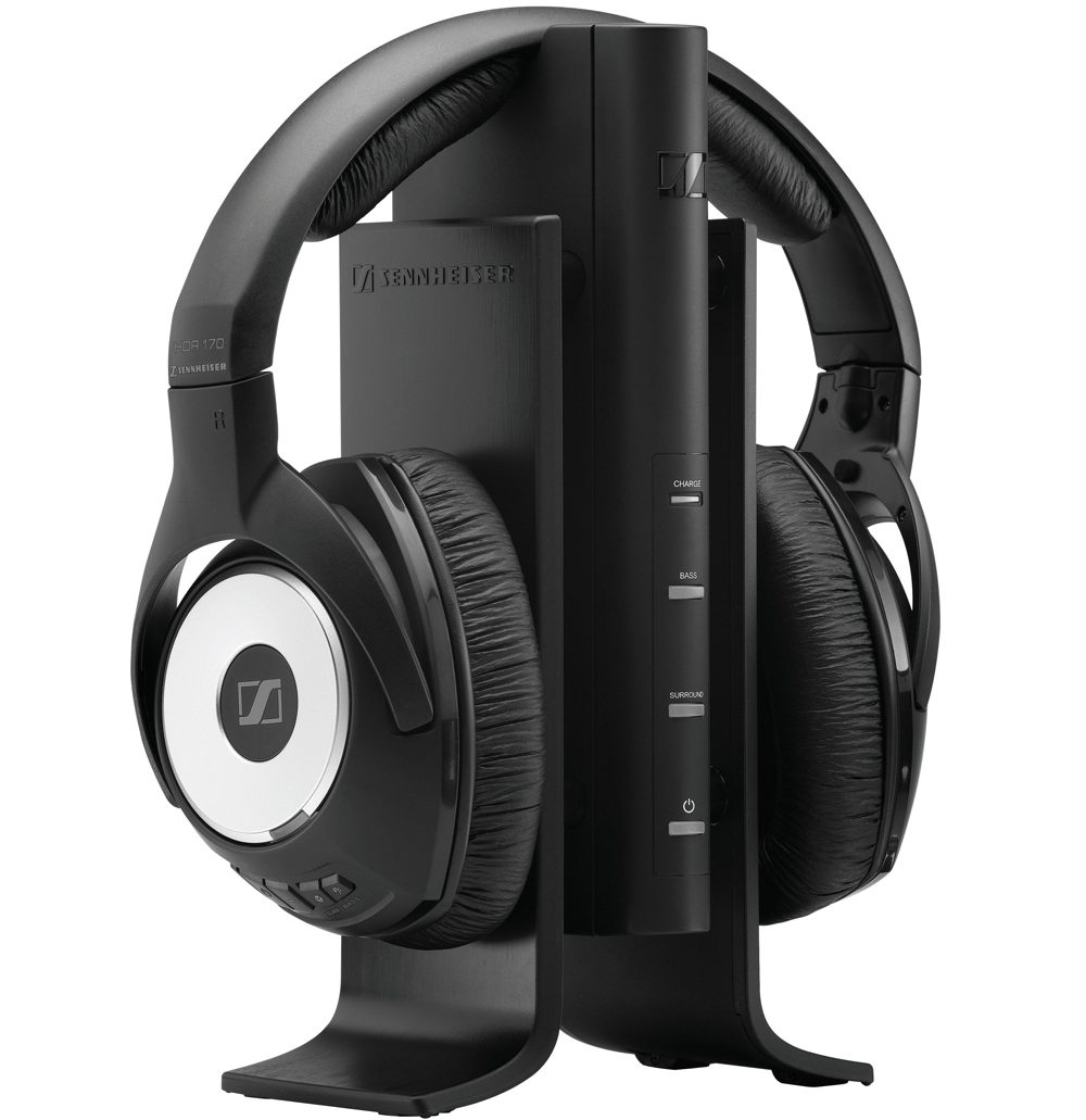 Sennheiser RS 170 Wireless Headphone