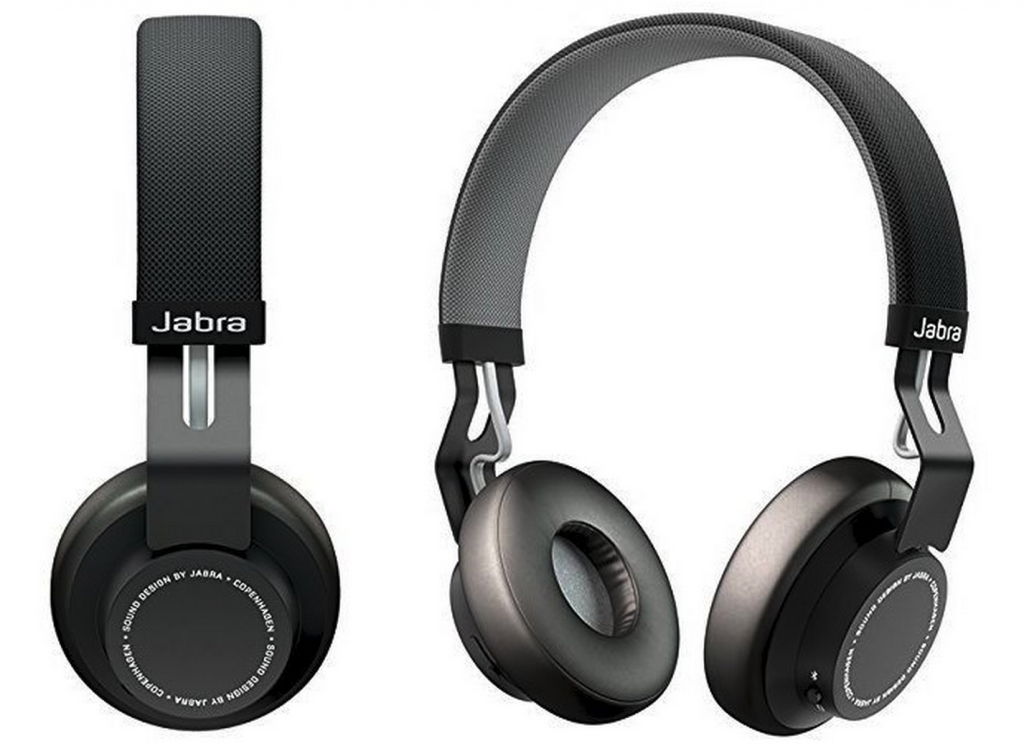 image of The Jabra Move Wireless on-ear headphone