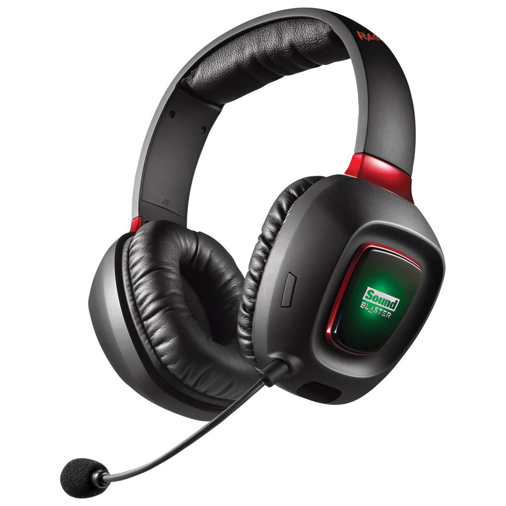 image of Sound Blaster Tactic3D Rage Wireless V2.0