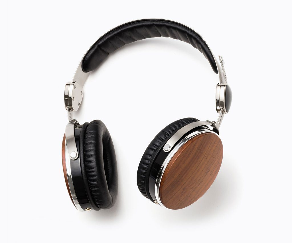 image of Wraith 2.0 Walnut Headphone