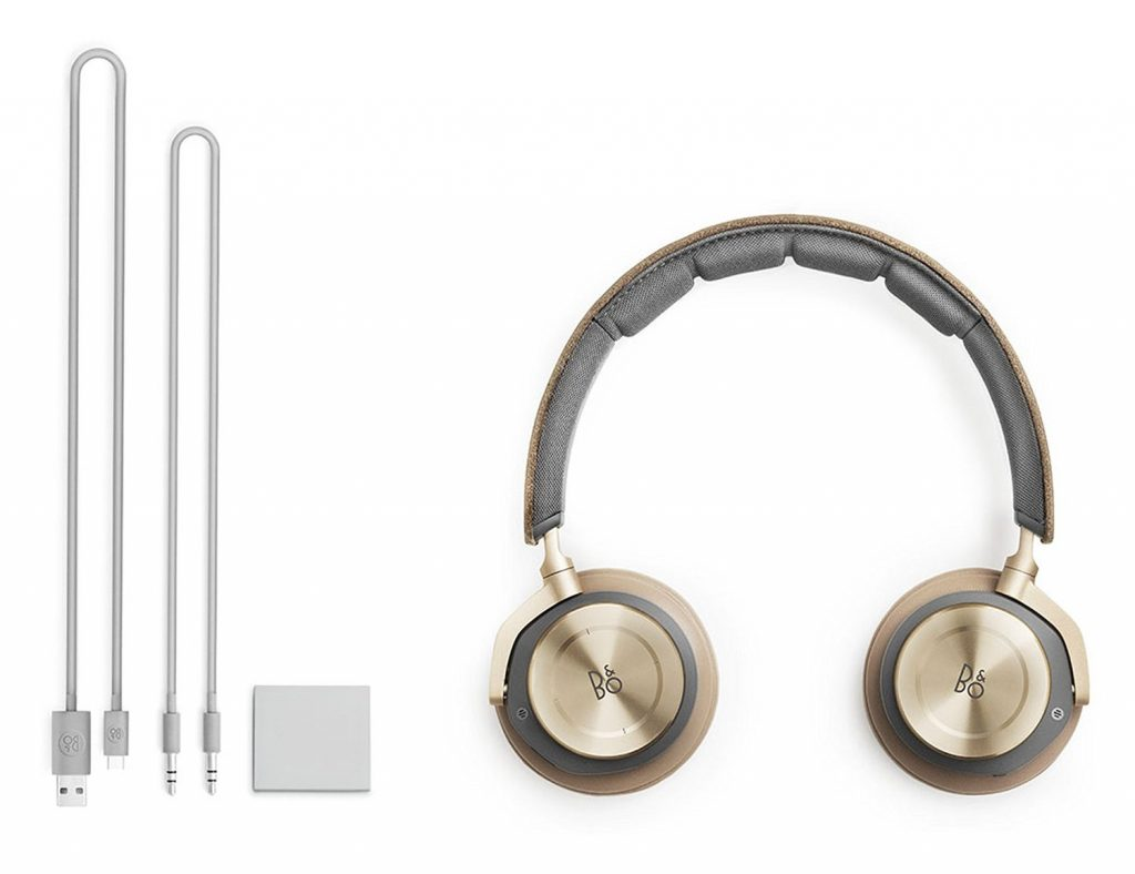 image of beoplay h8 wireless headphone