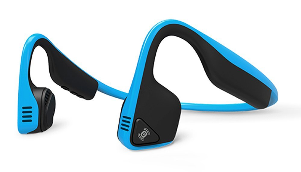 Aftershokz Trekz Titanium Bone Conduction Wireless Headphones