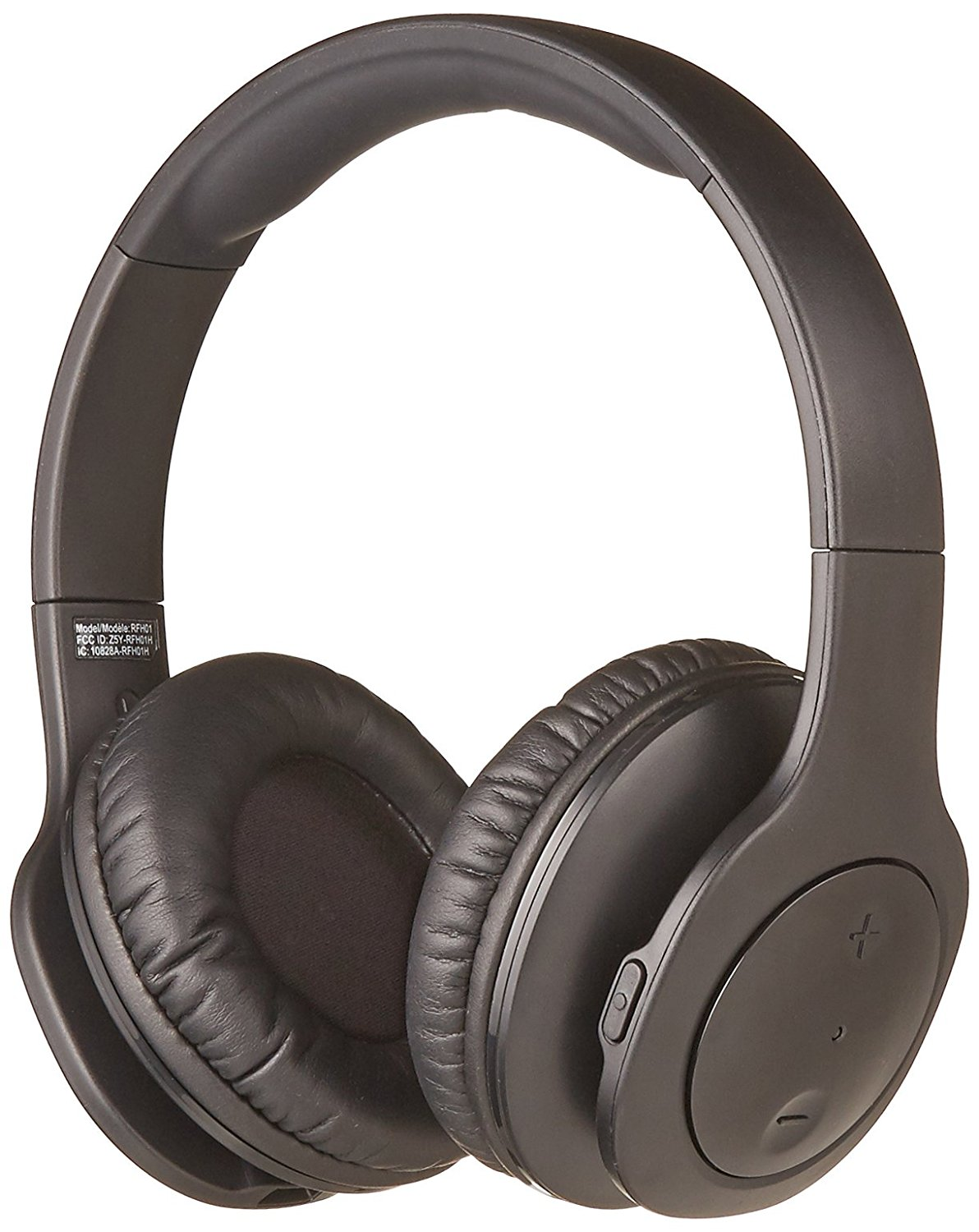 AmazonBasics Over-Ear Wireless RF Headphones