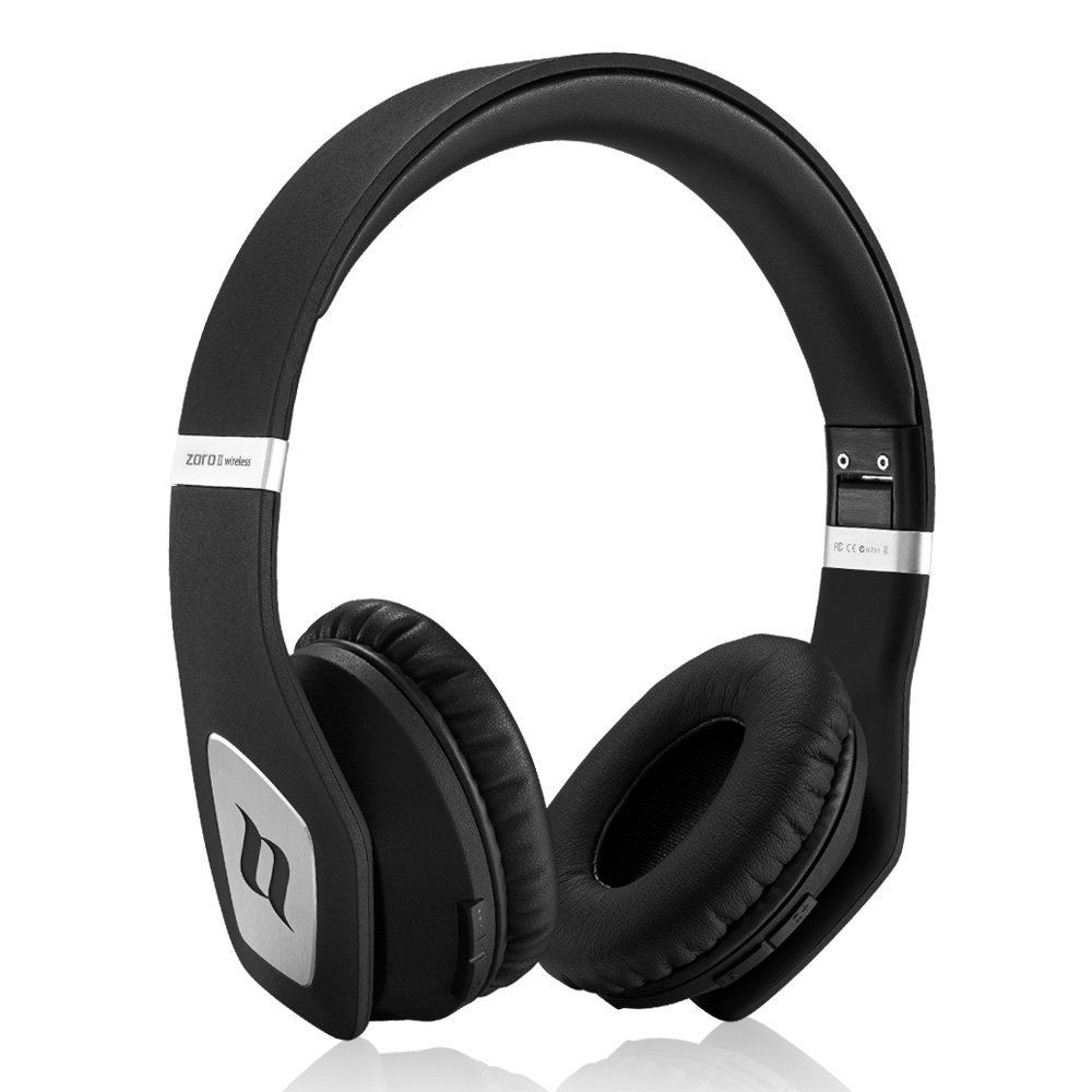 Noontec ZORO II On-Ear Wireless Headphones