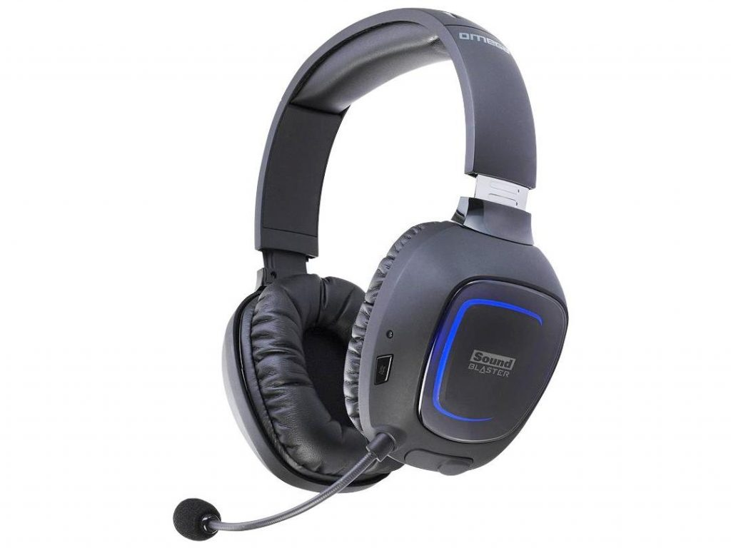 image of Sound Blaster Recon3D Wireless Headset