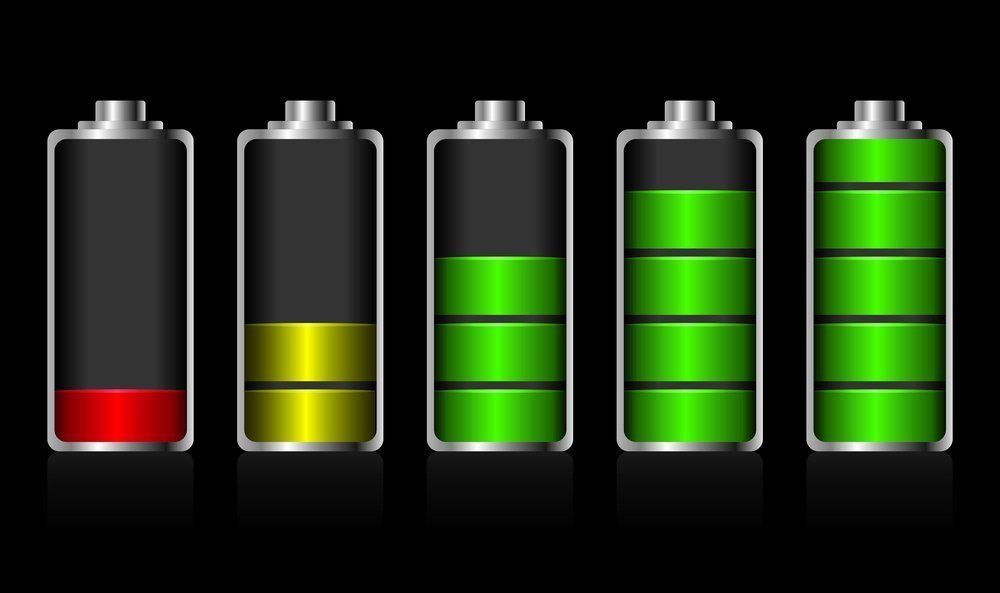 image of battery strength