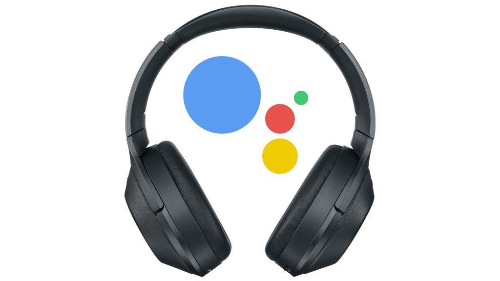 Image of Bose wireless headphone with Google Assistant Compatibility