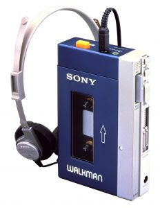 Image of 1979 Walkman by Sony
