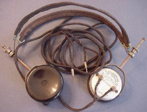 image of First Headphones by Nathaniel Baldwin