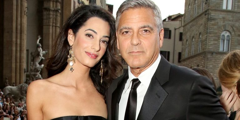 Image of George And Amal Clooney
