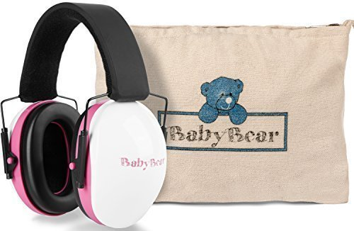 Baby Bear Safest Baby Ear Protection