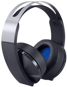 Image of PlayStation Platinum Wireless Headset
